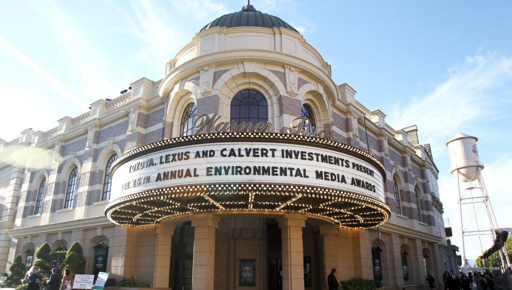 BURBANK, CA - OCTOBER 22: A general view of atmosphere at the Environmental Media Association 26th Annual EMA Awards Presented By Toyota, Lexus And Calvert at Warner Bros. Studios on October 22, 2016 in Burbank, California. (Photo by Tommaso Boddi/Getty Images for Environmental Media Association)