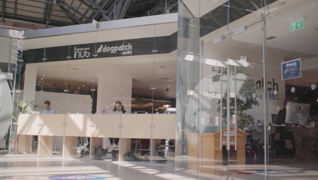 Google for Entrepreneurs office location. Photo by: Google for Entrepreneurs / YouTube