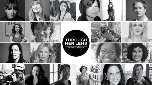Through Her Lens: The Tribeca Chanel Women's Filmmaker Program. Photo provided.