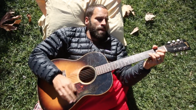 Jack Johnson performing at Bedstock 2016. Photo by: MyMusicRx / YouTube