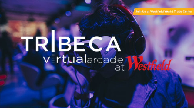 The Tribeca virtual reality arcade. Photo provided.