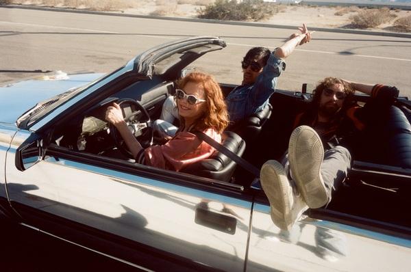 Justice music video still. Photo provided.