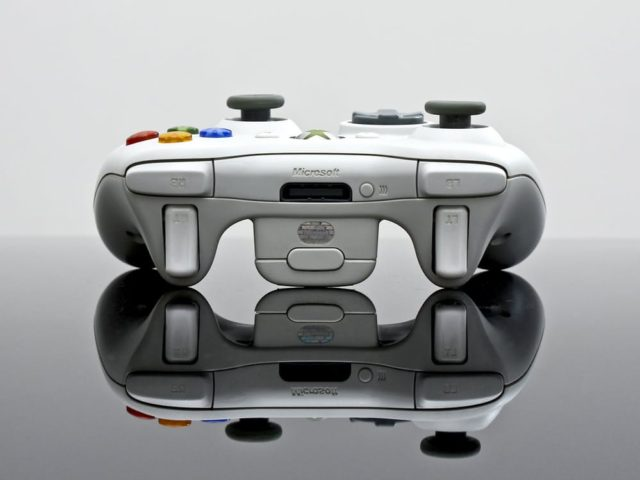 Gaming controller. Photo by: Pexels.com