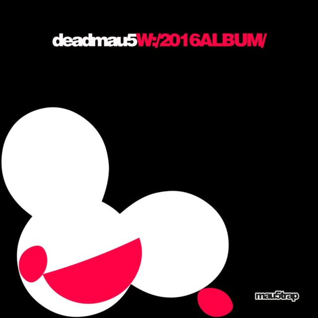 Deadmau5 W:/2016ALBUM/ album artwork. Photo by: Deadmau5
