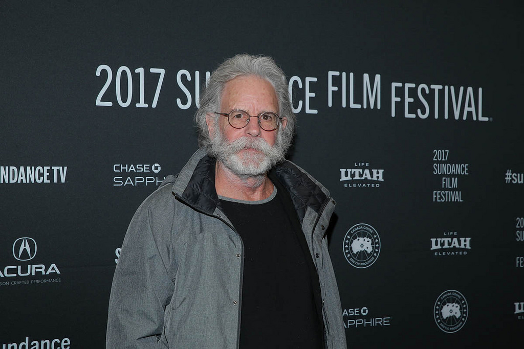 Bob Weir of the Grateful Dead attends the World Premiere of Long Strange Trip by Amir Bar-Lev, an official selection of the Documentary Premieres program at the 2017 Sundance Film Festival. © 2017 Sundance Institute | photo by Jemal Countess.