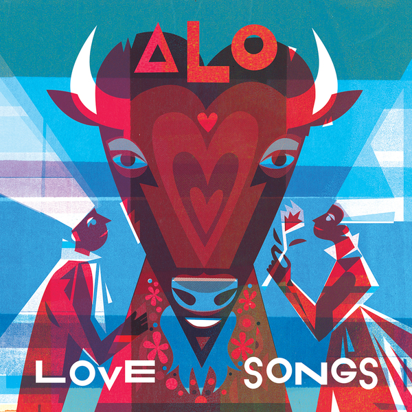 Love Songs EP by ALO. Photo by: ALO