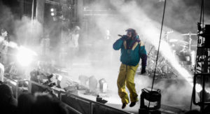 Lil Dicky at Icelantic's Winter on the Rocks 2017. Photo by: Matthew McGuire