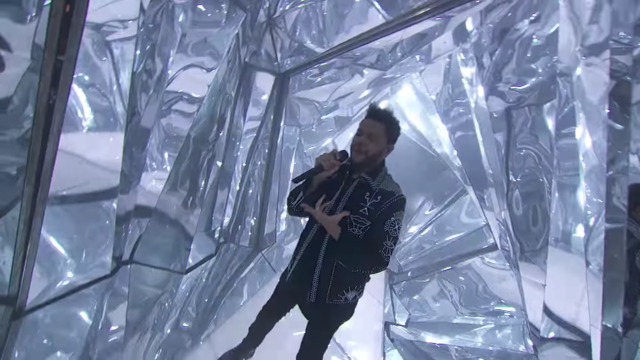 The Weeknd - Starboy (Live From The 2016 American Music Awards) ft. Daft Punk. Photo by: TheWeekndVevo / YouTube / Vevo