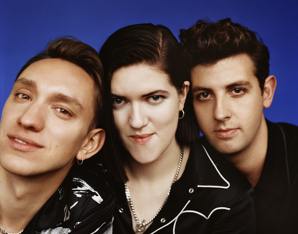 The xx promotional shot. Photo provided.