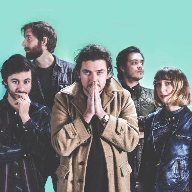 SUSTO band promotional shot. Photo provided.