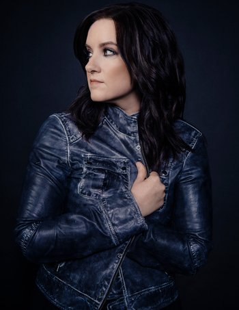 Brandy Clark. Photo by: David McClister. Photo provided by: Sacks & Co.