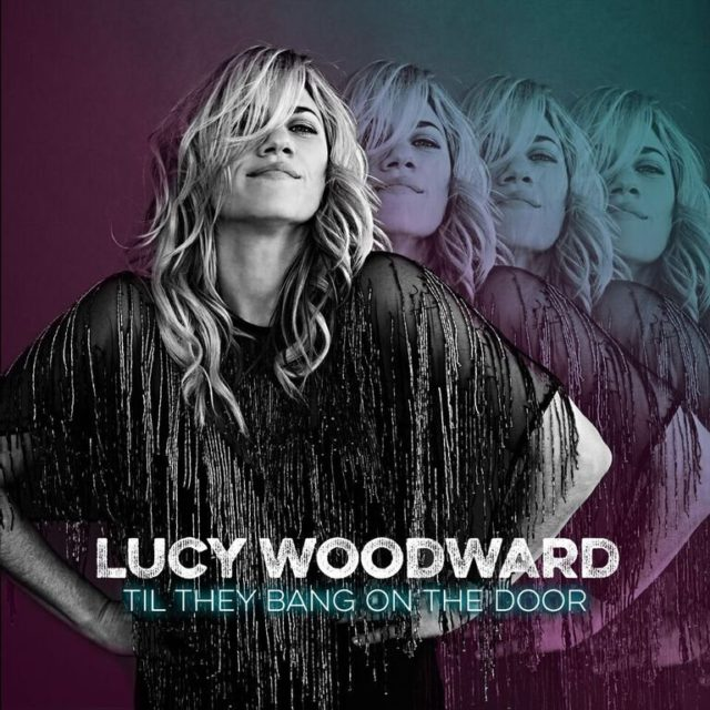 Lucy Woodward album cover artwork. Photo by Lucy Woodward