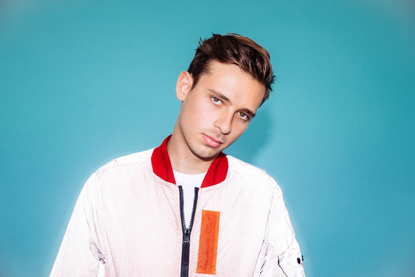 Flume promotional photography. Photo by: Cybele Malinowski