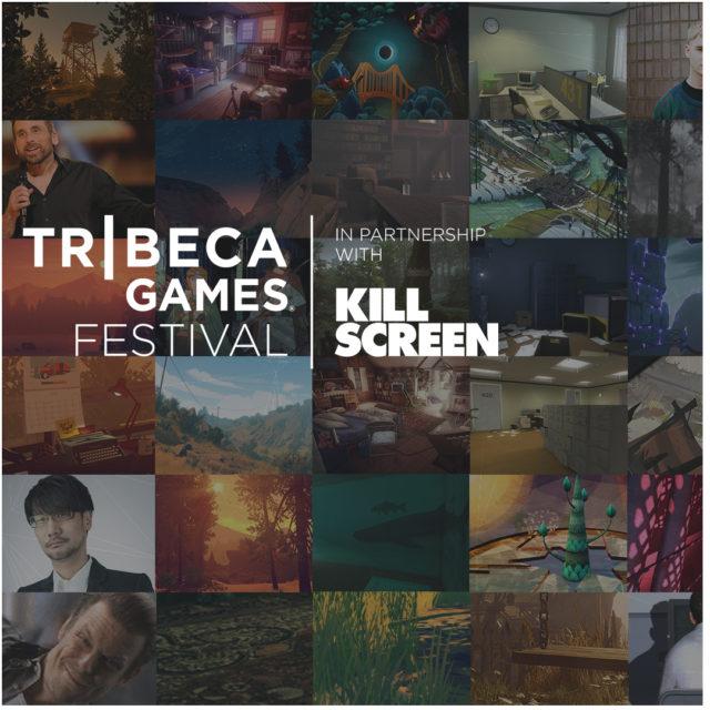 Tribeca Games Festival. Photo by: Tribeca Film Festival