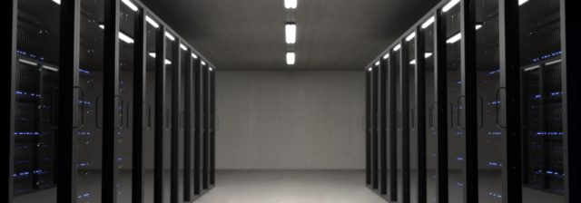 Computers and servers in a storage space. Photo by: Pexels.com