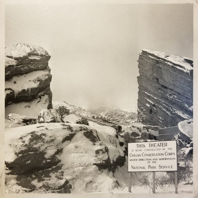 Dave Matthews Band album cover from Live at Red Rocks. Photo by: Matthew McGuire