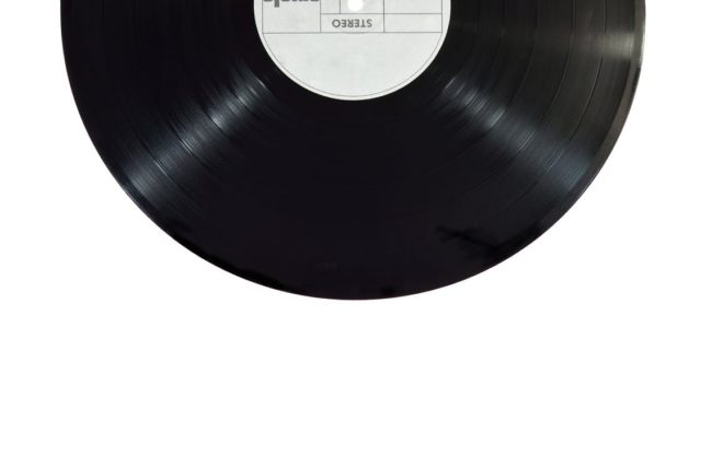 Vinyl record. Photo by: Pexels.com