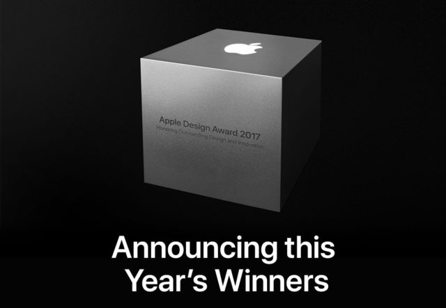 Apple Design Awards 2017. Photo provided.