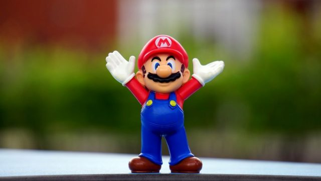 Mario toy. Photo by: Pexels.com