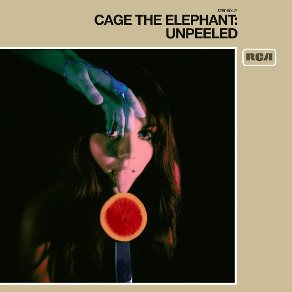 Unpeeled album art. Photo by: Cage the Elephant