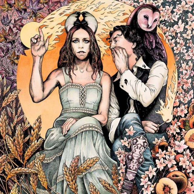 The Harrow & The Harvest by Gillian Welch. Photo provided by: Q Prime