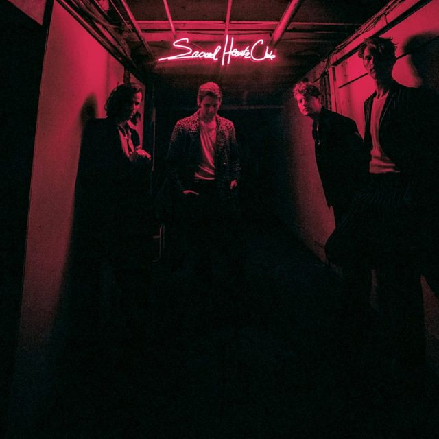 Sacred Hearts Club album art. Photo by: Foster the People