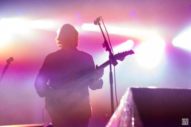 Trey Anastasio, guitarist for Phish. Photo by: Matthew McGuire