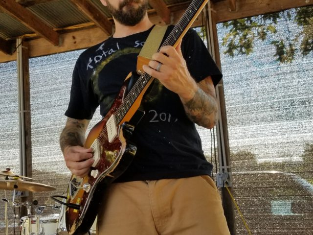 The Swamp Tigers performing at Starview Winery. Photo by: Matthew McGuire