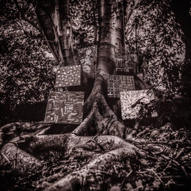 Kamasi Washington album artwork for Harmony of Difference. Photo by: Kamasi Washington
