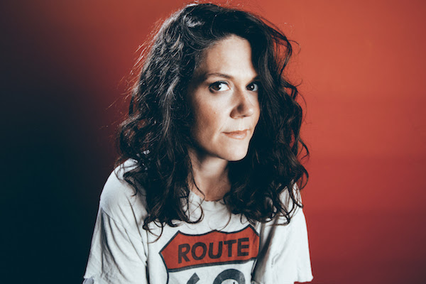 Lilly Hiatt promotional shot. Photo by: Alysse Gafkgen. Photo provided by: New West Records
