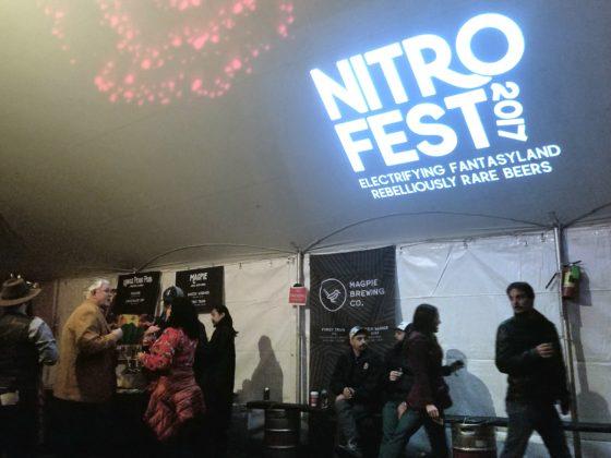 NitroFest 2017 crowd. Photo by: Matthew McGuire