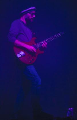 Lotus performing live at NitroFest 2017 in Longmont, Colorado. Photo by: Matthew McGuire