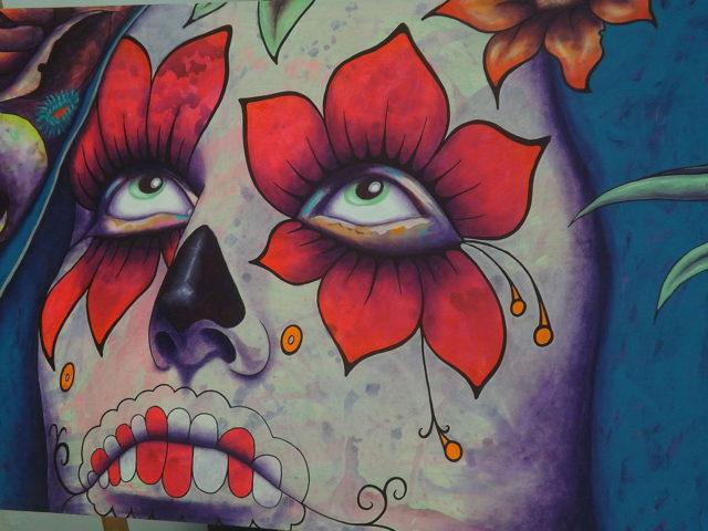 Dia de los Muertos. Photo by: FridaArriaga / Wikimedia Commons