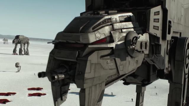 Star Wars™ Battlefront II The Last Jedi Season screenshot. Photo by: Xbox / YouTube