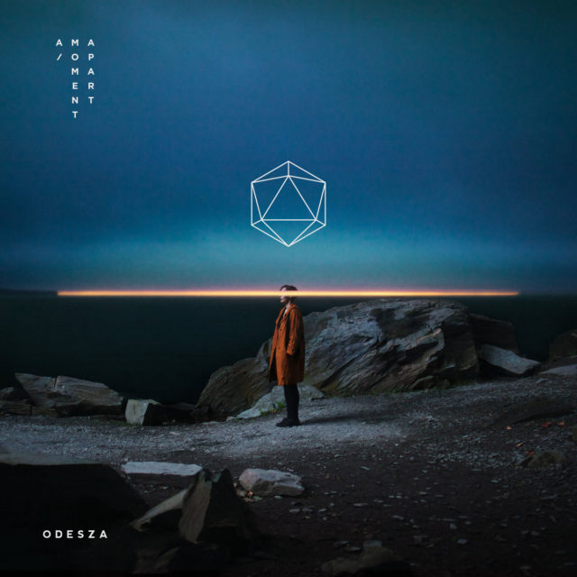 A Moment Apart album cover by ODESZA. Photo by: ODESZA
