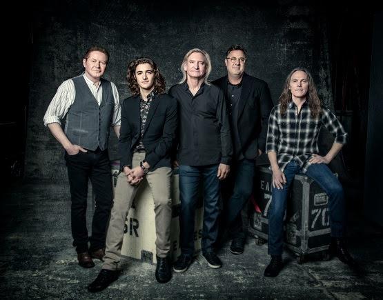 Eagles promotional shot. Photo provided.