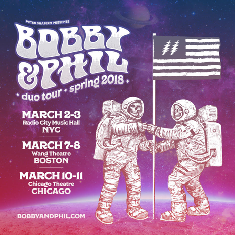 Bobby and Phil Tour. Photo provided.