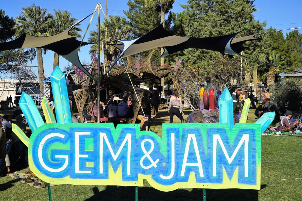 Gem and Jam Festival 2018. Photo by: RJ Harvey