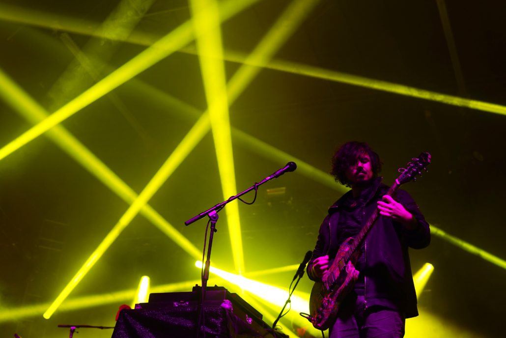 Papadosio at Gem and Jam Festival. Photo by: RJ Harvey