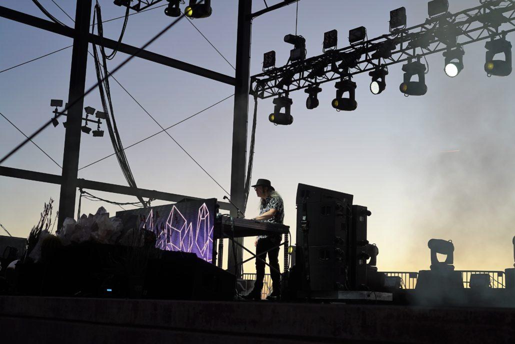 Random Rab at Gem and Jam and Festival. Photo by: RJ Harvey
