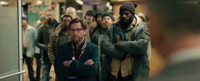 A screenshot from the trailer 'The Public' by Emilio Estevez. Photo by: Rapid Trailer / YouTube