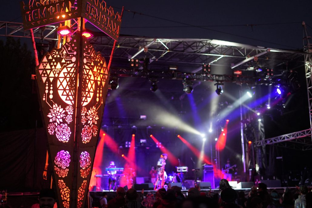 Tanzanite Stage Masego. Photo by: RJ Harvey