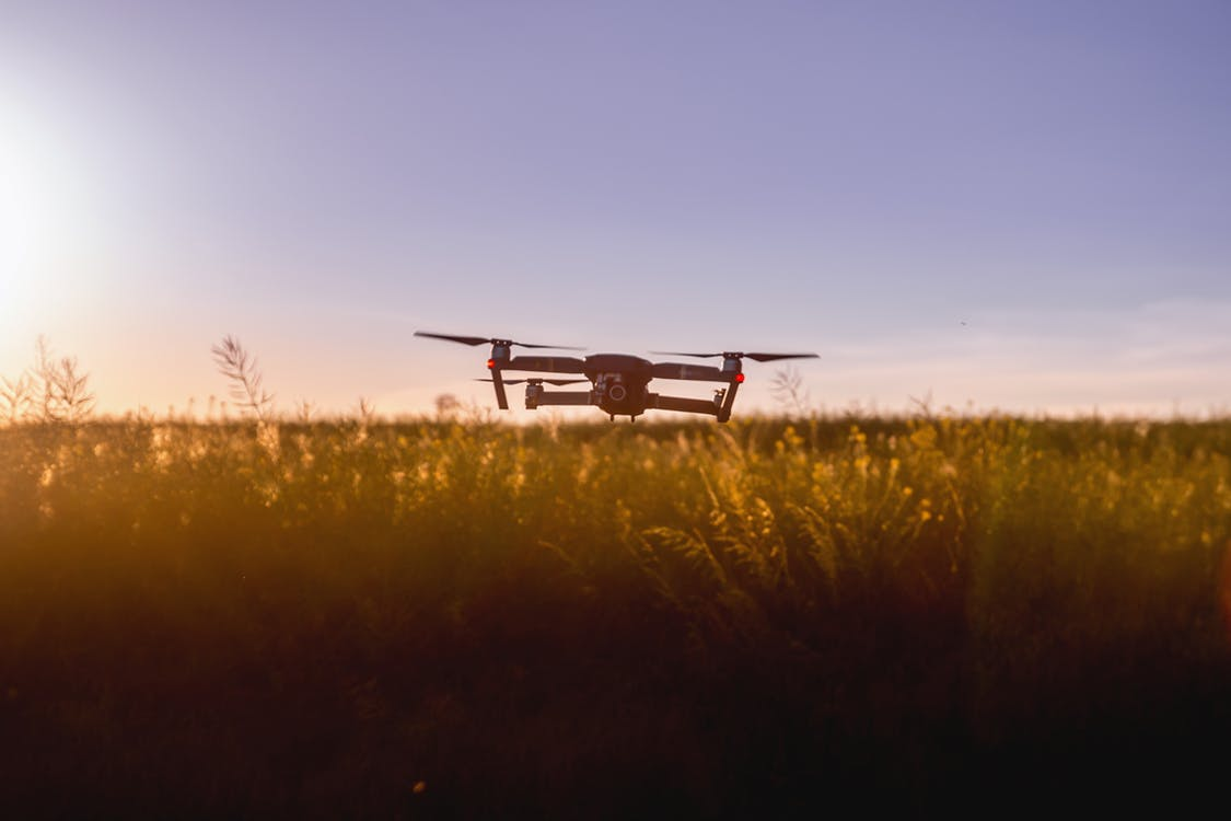 How to Film with Drones In a Professional Manner