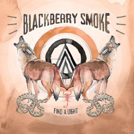 Blackberry Smoke 'Find A Light' album cover. Photo provided.
