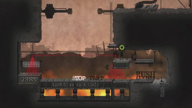 Typoman screenshot from Playstation 4. Photo by: CornshaqGaming / YouTube