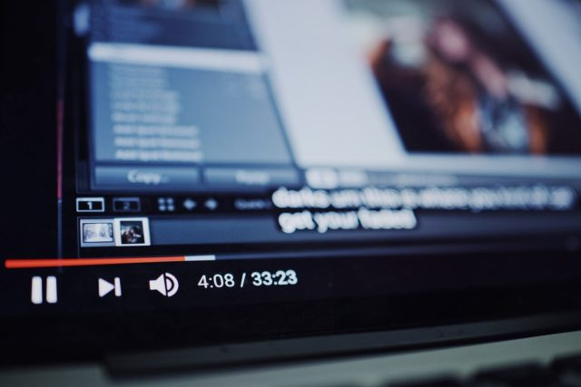 YouTube and video editing software. Photo by: Fancycrave.com / Pexels.com