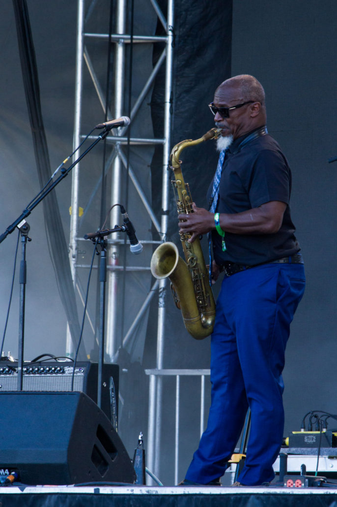 Karl Denson's Tiny Universe at Grandoozy. Photo by: Matthew McGuire
