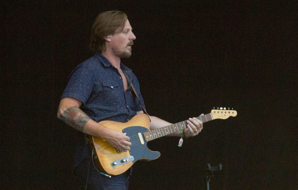Sturgill Simpson at Grandoozy. Photo by: Matthew McGuire