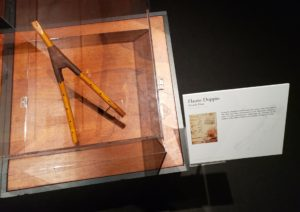 Leonardo da Vinci: 500 Years of Genius. Example of da Vinci's creative work. Photo by: Matthew McGuire