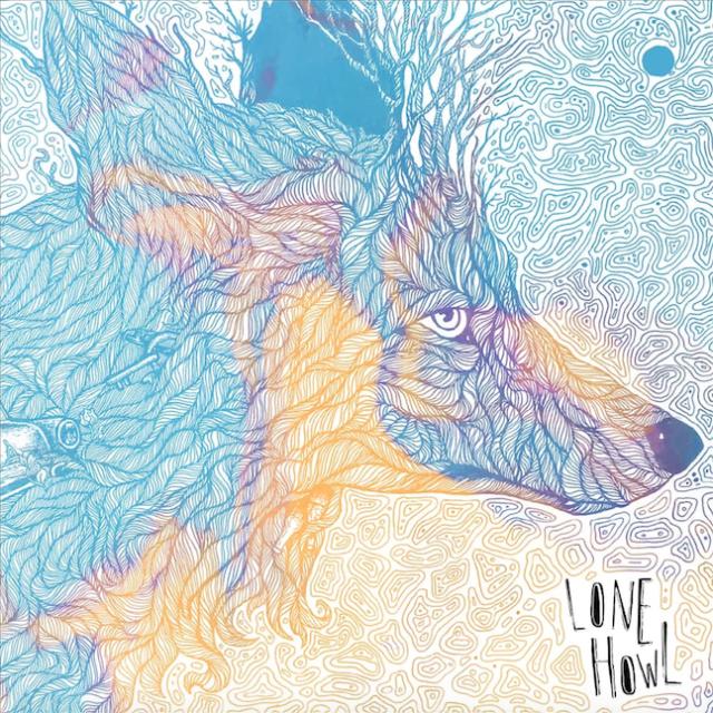 Lone Howl album cover artwork. Photo provided.
